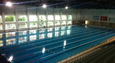 Photo of Pool Alanya Olimpik Kapalı Yüzme Havuzu at Turkey