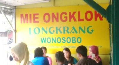 Photo of Ramen / Noodle House Mie Ongklok Longkrang at Jalan Pasukan Ronggolawe No.14, Wonosobo 56311, Indonesia