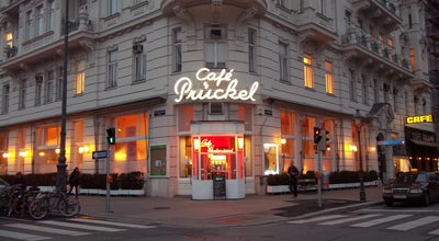 Photo of Cafe Café Prückel at Stubenring 24, Vienna 1010, Austria