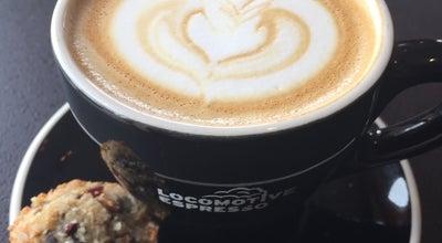 Photo of Coffee Shop Locomotive Espresso at 408 Pall Mall St, London, On N5Y 2Z2, Canada