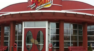 Photo of Burger Joint Red Robin Gourmet Burgers at 12300 Jefferson Ave, Newport News, VA 23602, United States