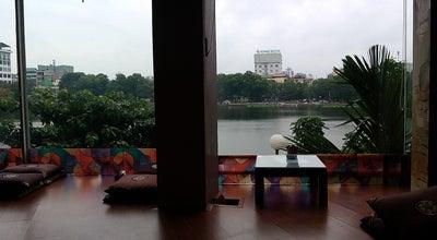 Photo of Lake Hồ Ngọc Khánh (Ngoc Khanh Lake) at Nguyễn Chí Thanh, Đống Đa, Vietnam