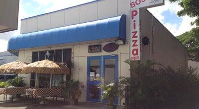 Photo of Pizza Place Kaneohe's Boston Style Pizza at 46-028 Kawa St, Kaneohe, HI 96744, United States