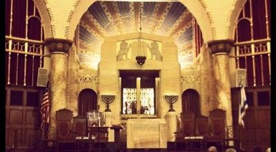 Photo of Synagogue Congregation Beth Israel (West Hartford) at 701 Farmington Ave, West Hartford, CT 06119, United States