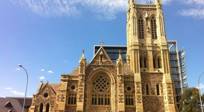 Photo of Church St. Francis Xavier's Cathedral at 11 Wakefield St, Adelaide, SA 5000, Australia