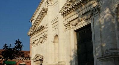 Photo of Church Basilica di San Pietro di Castello at Venice, Italy