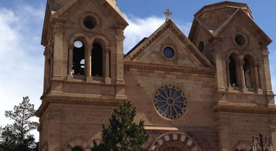 Photo of Church Cathedral Basilica of St Francis of Assisi at 131 Cathedral Pl, Santa Fe, NM 87501, United States
