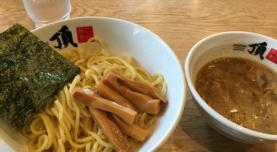 Photo of Food 豚骨ラーメン 頂 at 一ツ谷1603-1, 韮崎市 407-0005, Japan