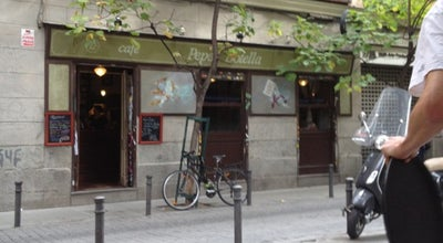 Photo of Bar Café Pepe Botella at C. San Andrés, 12, Madrid 28004, Spain