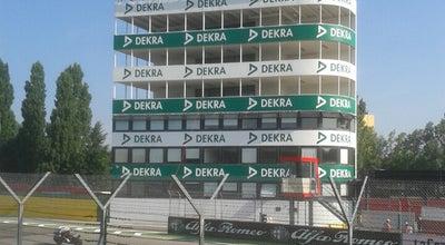 Photo of Racetrack Autodromo Enzo e Dino Ferrari at Via Fratelli Rosselli 2, Imola 40026, Italy