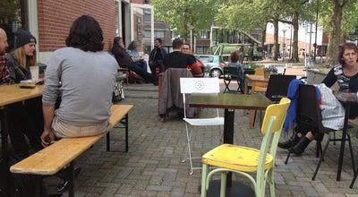 Photo of Coffee Shop The Fuzz Coffee&Tunes at Van Broeckhuysenstraat 17, Nijmegen 6511 PE, Netherlands