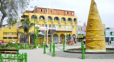 Photo of Plaza Plaza de Armas de Huaral at Boulevard El Solar, Huaral, Peru