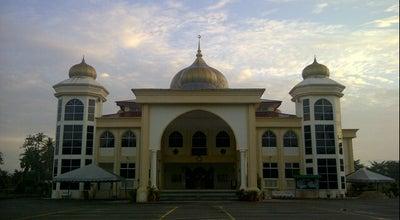 Photo of Mosque Masjid Sultan Abdul Halim Muadzam Shah at Batu Dua, Sungai Petani 08000, Malaysia