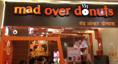 Photo of Donut Shop Mad Over Donuts at G-9, Ground, Pune, India
