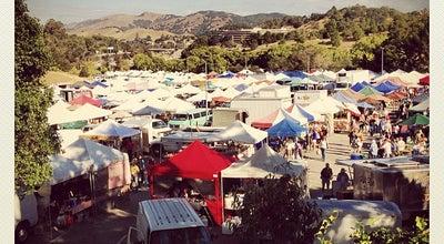 Photo of Farmers Market San Rafael Farmers Market - Civic Center at Civic Center Dr, San Rafael, CA 94903, United States