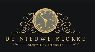 Photo of Cocktail Bar De Nieuwe Klokke at Grote Markt 1a, Roeselare 8800, Belgium