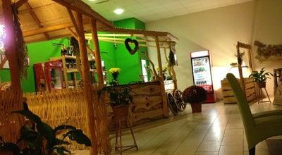"""Photo of Cafe Kafejnīca """"Ceļavējš"""" T/C """"Aura"""" at Jēkabpils, Latvia"""