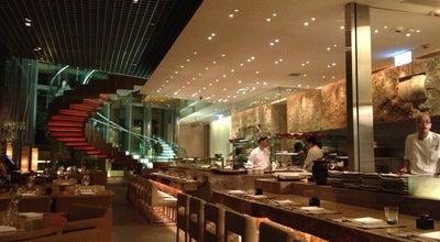 Photo of Japanese Restaurant Zuma at 5-6/f, The Landmark, 13 Queen's Rd C, Central, Hong Kong