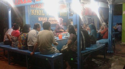 Photo of Asian Restaurant Nasi kikil mojosongo, bu ida at Mojosongo, Jombang Regency, Indonesia