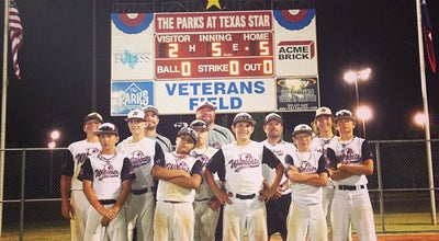 Photo of Baseball Field Veterans Field At Texas Star at United States