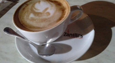 Photo of Cafe Zanilli's | زانيلي at Sporting Club, Alexandria, Egypt