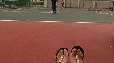 Photo of Tennis Court UiTM Puncak Alam Tennis Court at Malaysia