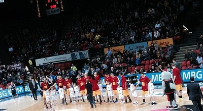 Photo of Basketball Stadium BC Oostende at Northlaan 13, Oostende 8400, Belgium