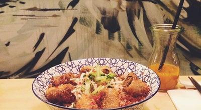Photo of Vietnamese Restaurant BÚN at Sint-jorispoort 22, Antwerpen 2000, Belgium