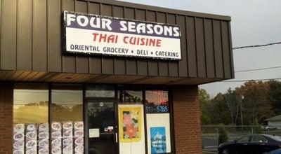 Photo of Thai Restaurant Four Seasons Thai at 1353 Stelton Rd, Piscataway, NJ 08854, United States