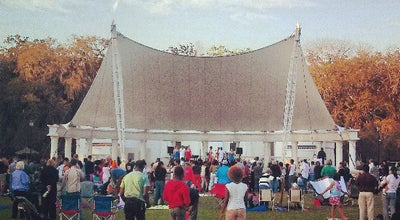 Photo of Jazz Club Forsyth Park Band Shell at Savannah, GA 31401, United States