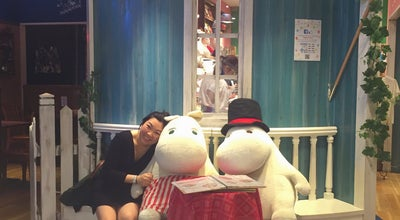 Photo of Cafe Moomin Café at Shop 32, 3/f, Lcx, Ocean Terminal, Harbour City, 17 Canton Road, Hong Kong