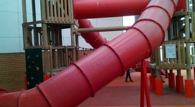 Photo of Playground Parc Play Centre at Cardiff CF10 5DX, United Kingdom