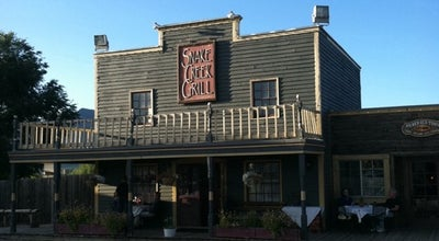 Photo of New American Restaurant snake creek grill at 650 W 100 S, Heber City, UT 84032, United States