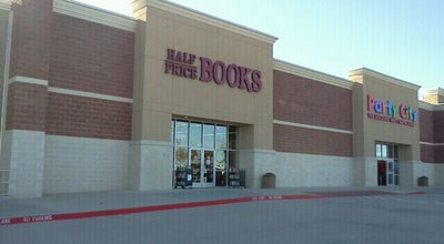 Photo of Bookstore Half Price Books at 1551 Us Hwy. 287, Mansfield, TX 76063, United States