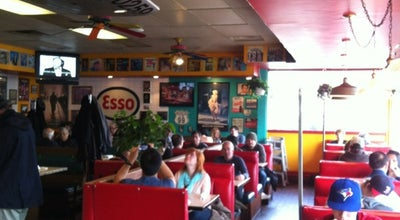 Photo of Diner Route 99 Diner at 8820 99 St Nw, Edmonton, AB T6E 3V2, Canada