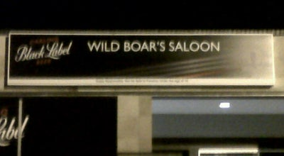 Photo of Bar Wild Boar at Bloemfontein, South Africa