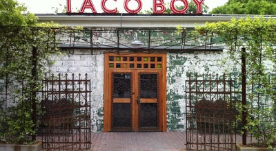 Photo of Taco Place Taco Boy at 217 Huger St, Charleston, SC 29403, United States