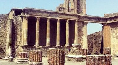 Photo of Historic Site Area Archeologica di Pompei at Piazza Porta Maria Inferiore 7, Pompei 80045, Italy