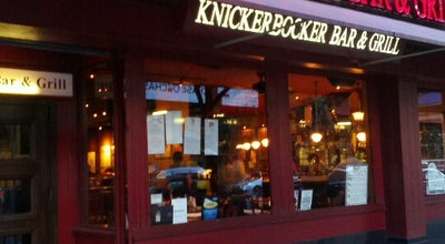 Photo of American Restaurant Knickerbocker Bar & Grill at 30 E 9th St, New York, NY 10003, United States