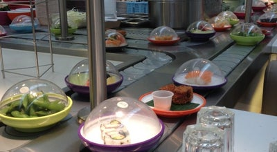 Photo of Sushi Restaurant YO! Sushi at Harvey Nichols Food Hall, Knightsbridge SW1X 7RJ, United Kingdom