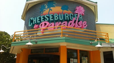 Photo of Burger Joint Cheeseburger in Paradise - Myrtle Beach at 7211 N Kings Hwy, Myrtle Beach, SC 29572, United States