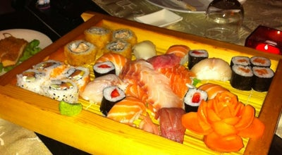 Photo of Sushi Restaurant Sakura at R. Sousa Aroso, 641, Matosinhos 4450-290, Portugal
