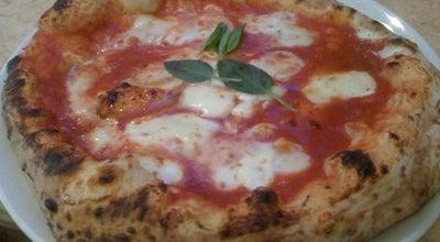 Photo of Pizza Place Pizzeria Manuno Pizza Verace Napoletana at Via Zara 49, Brescia 25125, Italy