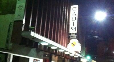 Photo of Movie Theater Cine Clube Cauim at R. São Sebastião, 920, Ribeirão Preto, Brazil