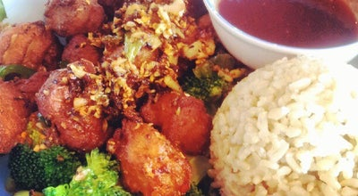 Photo of Vegetarian / Vegan Restaurant Sipz Fusion Cafe at 5501 Clairemont Mesa Blvd, San Diego, CA 92117, United States