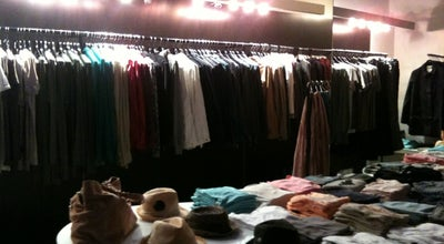 Photo of Boutique Zadig & Voltaire Stock at 24 Rue Du Bourg Tibourg, Paris 75004, France