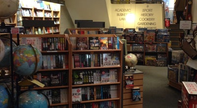 Photo of Bookstore O'Mahony's Bookshop at O'connell St, Limerick, Ireland