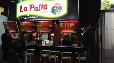 Photo of Sandwich Place La Palta at Av. Haya De La Torre 635, La Perla, Peru