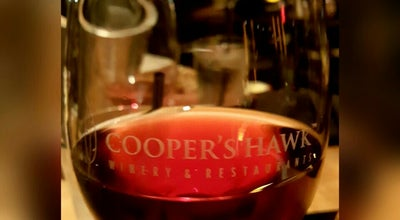 Photo of American Restaurant Cooper's Hawk at 4830 W 111th St, Oak Lawn, IL 60453, United States