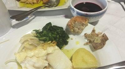 Photo of Portuguese Restaurant Taberna O Afonso at Lg. Terreiro S. Roque, 52, Ponte de Lima 4990-681, Portugal